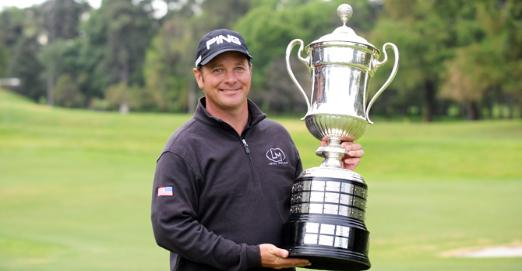 Ted Purdy wins the 2013 Mexican Open
